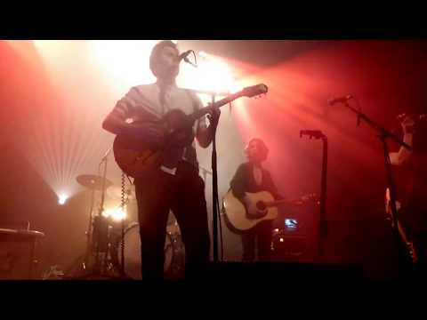 """""""The Song They Play Every Night"""" - Little Green Cars @ Village Underground, London 01 Jun 2016."""
