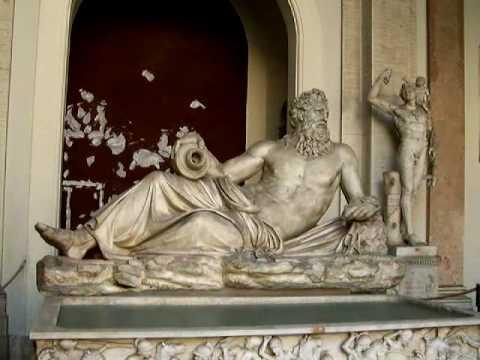 Vatican Museums (14) - Tigris River