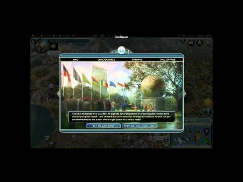 Civilization V - Diplomatic Victory