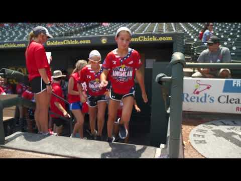 Softball Youth All American Games 2019