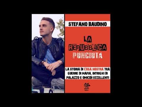 """Stefano Baudino - intervista per la radio RSP sul libro """"La Repubblica Punciuta"""""""
