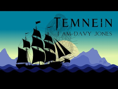 TEMNEIN - I Am Davy Jones (OFFICIAL VIDEO)