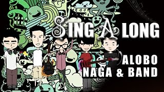 Alobo Naga and the Band | Color My World | Lyric Video | Alternative Rock | ArtistAloud