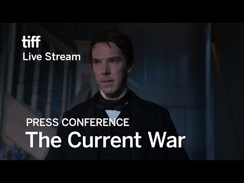 THE CURRENT WAR Press Conference |  Festival 2017
