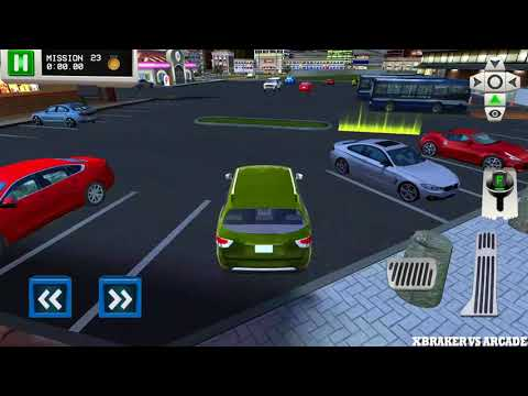 Shopping Mall Car Parking Game New Vehicle Unlocked Android Gameplay Episode#3