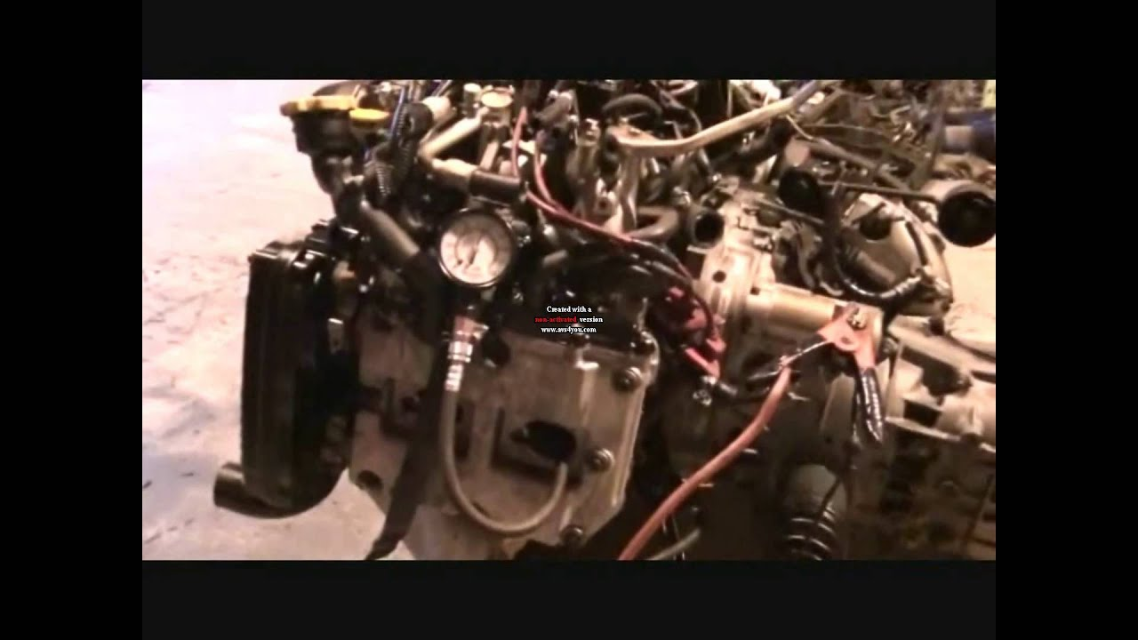 ej205 engine compression test wrx engine 2002 2003 2004 2005