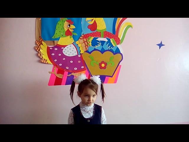 Изображение предпросмотра прочтения – АннаБогатнаева читает произведение «Ветхая избушка» А.А.Блока