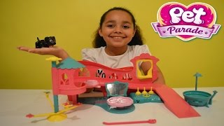 New Pet Parade Play World | Kids Toy Review