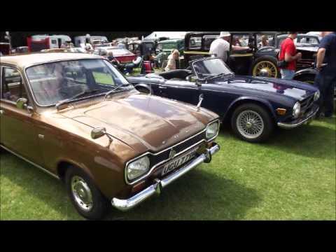 Boston Classic Car Club Show 2013 - Boston,Lincs