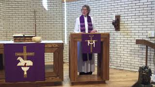 "Atonement Lutheran Church - ""You are Mine"""