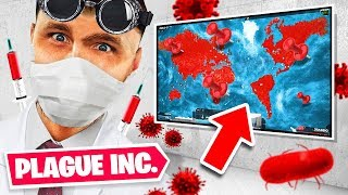 DON'T CATCH THE UGLY VIRUS! (Plague Inc) screenshot 5