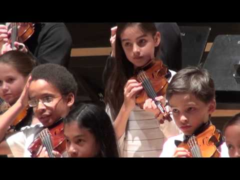 Song of the Wind - Montreal Suzuki Violin Spring Concert 2015