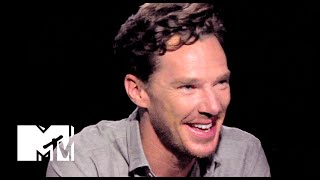 Benedict Cumberbatch's Celebrity Impressions | The Imitation Game | MTV After Hours