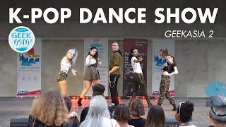 K-POP DANCE SHOW - GEEKASIA 2 - BLACKPINK, BTS, STRAY KIDS, SNSD, A.C.E, PENTAGON...