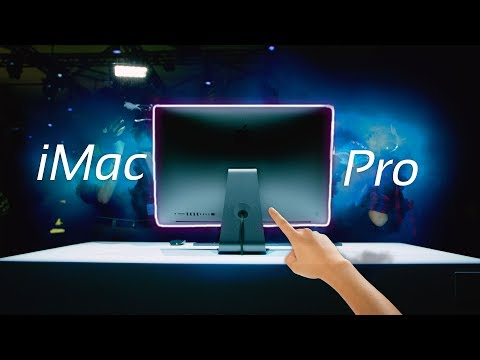 Download Youtube: I touched the Apple iMac Pro...