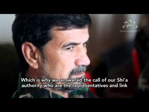 ISIS: On the front line with voluntary iraqi army