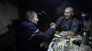 Апрельская рыбалка с Григоричем  Часть 1  Заезд  Всё только начинается !