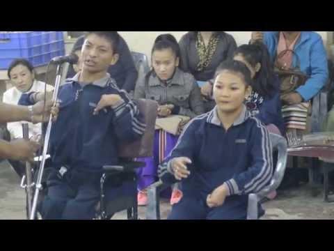 Special song by Special Kids - Tenzin Dawa Tsona song PHAMA