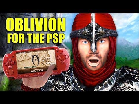 Oblivion For The PSP