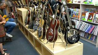 Display Cabinets For Guitars