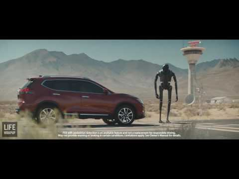 2017 Nissan X Trail  / Rogue  One Star Wars Limited Edition