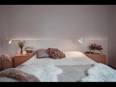 Такая разная Спальня в Скандинавском Стиле