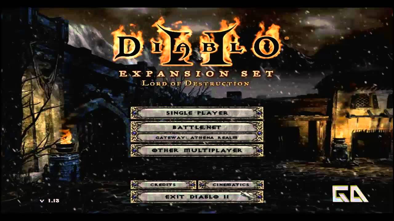 Play diablo 2 online Download Latest