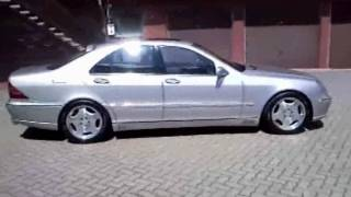 Mercedes Benz - Lorinser Umbau  - Deluxe
