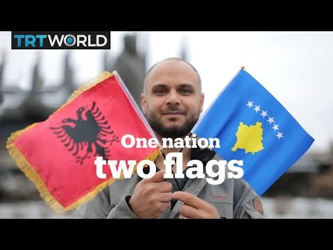 Do You Know Why Kosovo Has 2 Flags Youtube