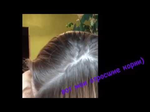 8.1 капус фото на волосах