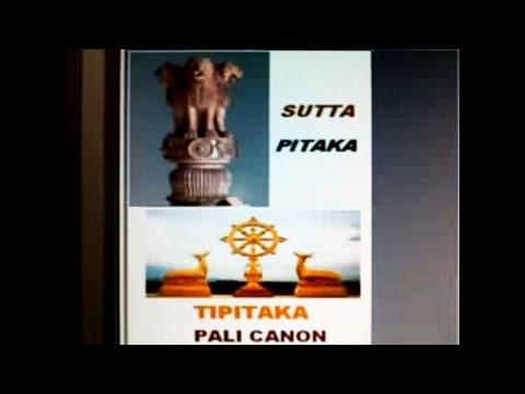 The Tipitaka — The Pali Canon 1