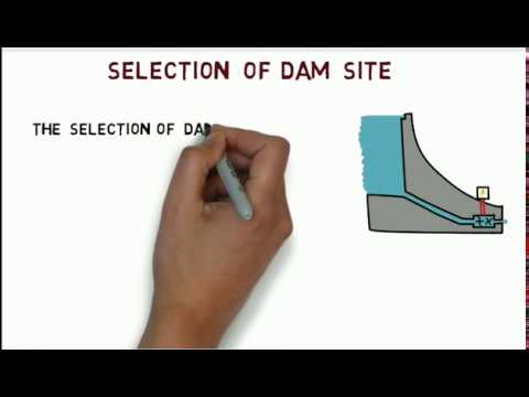 Selection   of  Dam   Site