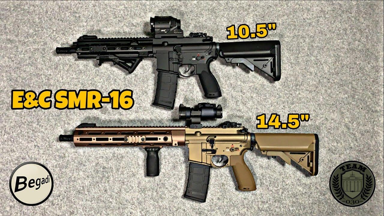 E&C SMR-16 10.5' & 14.5' Review