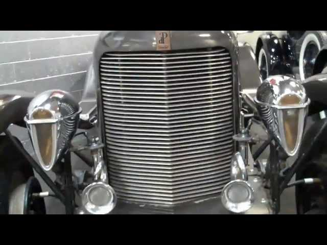 1929 duPont 2 Passenger Speedster