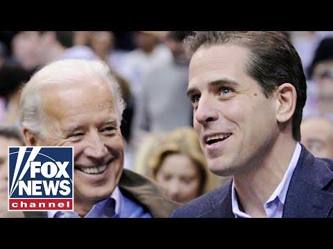 Senate GOP releases report on Hunter Biden's dealings in Ukraine