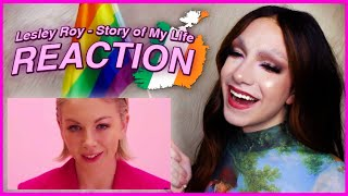 Ireland | Eurovision 2020 Reaction | Lesley Roy - Story of My Life