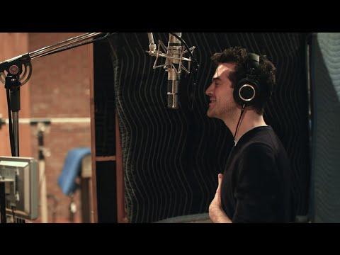 In the Recording Studio: