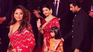 देखिये ईशा अंबानी के Wedding में आये Bollywood सितारों को - Inside Films