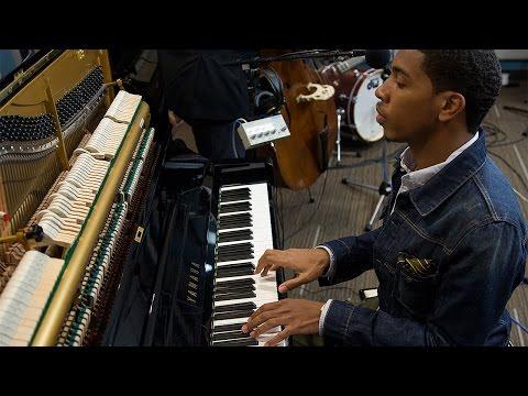 Christian McBride Trio 'Down By the Riverside'   Live Studio Session