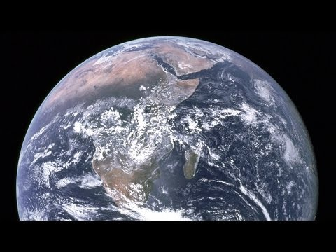 How the Earth Moves - Professor Carolin Crawford