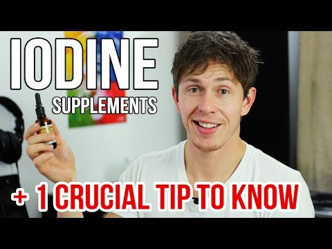 What Form of Iodine Should I Supplement With?