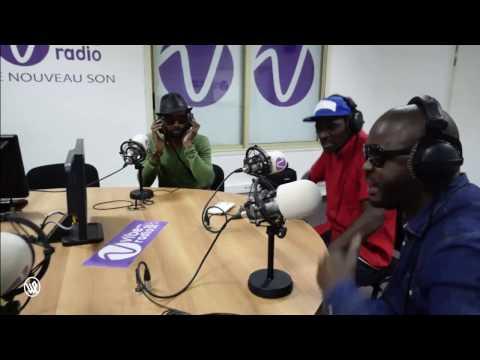 WFTP au Tall Rek Show Vibe radio Senegal