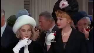 Lucille Ball drunk