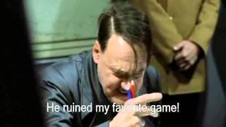 Hitler's Skyrim Save Gets Corrupted