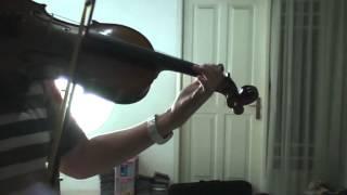 Lagu Anak - Dua Mata Saya (Violin dan Piano).avi
