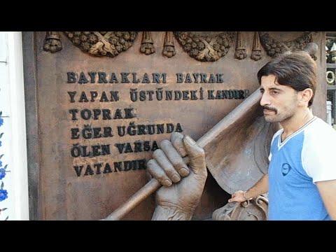 EDİRNEKAPI KARA ŞEHİTLİĞİ ZİYARETİ (HAKAN ÖKSÜZ).2015.HD.