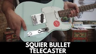 Fender Fsr Bullet Telecaster Finished — Minutemanhealthdirect