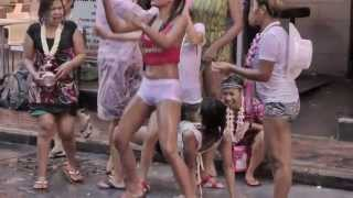 Repeat youtube video THAILAND WATER FESTIVAL IN PATTAYA ( songkran 2013 )