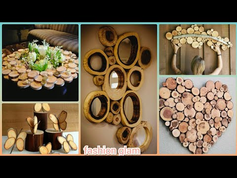 beautiful-circle-wood-slice-art-and-craft-ideas-for-wall-&-hone-decor