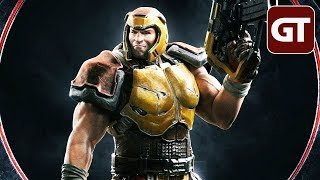 Thumbnail für das Quake Champions Let's Play